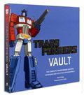 Transformers Vault HC (2011 Abrams) 1-1ST