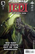 Star Wars Jedi Dark Side (2011 Dark Horse) 3