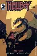 Hellboy The Fury (2011 Dark Horse) 2A