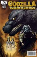Godzilla Kingdom of Monsters (2011 IDW) 5A