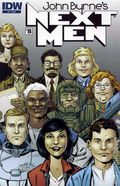 Next Men (2010 IDW) John Byrne 8A
