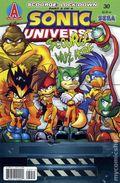 Sonic Universe (2009) 30