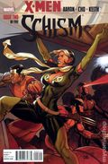 X-Men Schism (2011 Marvel) 2A