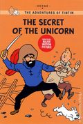 Adventures of Tintin The Secret of the Unicorn GN (2011 LBC) Young Reader's Edition 1st Edition 1-1ST