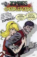 Zombies vs. Cheerleaders (2010 Moonstone) 3C