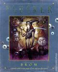 Plucker SC (2010 Abrams Books) An Illustrated Novel by Brom 1-1ST