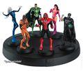 DC Comics Blackest Night Figurine Collection (2011 Eaglemoss) Magazine and Figure SP-002