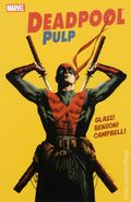 Deadpool Pulp TPB (2011 Marvel) 1-1ST