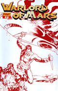 Warlord of Mars (2010 Dynamite) 7E