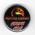 Mortal Kombat Button (2011 Ata-Boy) B-81785