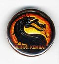 Mortal Kombat Button (2011 Ata-Boy) B-81787
