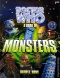 Doctor Who A Book of Monsters HC (1997 BBC) 1-1ST