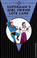 DC Archive Editions Superman's Girl Friend, Lois Lane HC (2011 DC) 1-1ST