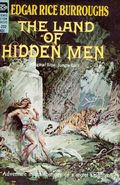 Land of Hidden Men PB (1963 An Ace Sci-Fi Classic Novel) F-232