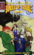 Knights of the Dinner Table Bundle of Trouble TPB (1998- Kenzer) 5-REP