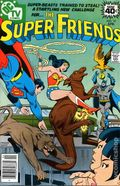 Super Friends (1976 DC 1st Series) Mark Jewelers 19MJ