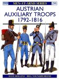 Osprey Men-at-Arms Series SC (1973-2011 OSPREY) 299-1ST