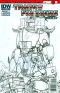 Transformers Heart of Darkness (2011 IDW) 4D