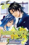 Rosario + Vampire GN (2010- Viz Digest) Season II 5-1ST