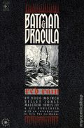 Batman and Dracula Red Rain GN (1992 Titan Books) Elseworlds 1-1ST