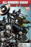 All Winners Squad Band of Heroes (2011 Marvel) 3