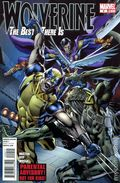 Wolverine The Best There Is (2010) 9