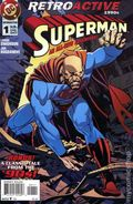 DC Retroactive Superman The 90s (2011) 1