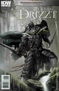 Dungeons and Dragons Drizzt (2011 IDW) 1A