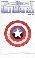 Ultimates (2011 Marvel Ultimate Comics) 1AP