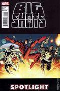 Big Shots Spotlight (2011 Marvel) 0