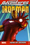 Marvel Adventures Iron Man TPB (2007-2008 Marvel Digest) 3-REP