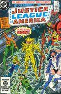 Justice League of America (1960 1st Series) Mark Jewelers 229MJ