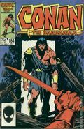 Conan the Barbarian (1970 Marvel) Mark Jewelers 184MJ