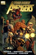 New Avengers HC (2011-2013 Marvel) 2nd Series Collections By Bendis, Immonen, and Deodato, Jr. 2-1ST