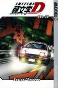 Initial D GN (2002-2008 Digest) 12-1ST