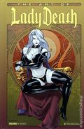 Art of Lady Death HC (2011 Signed Edition) 1-1ST