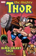 Thor The Black Galaxy Saga TPB (2011 Marvel) 1-1ST