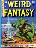Weird Fantasy HC (1980 Russ Cochran) The Complete EC Library 3-1ST