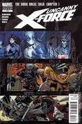 Uncanny X-Force (2010 Marvel) 11REP.2ND