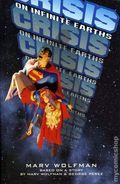 Crisis on Infinite Earths HC (2005 A Pocket Books Novel) 1-REP