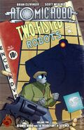 Atomic Robo TPB (2008-2015 Red 5 Comics) 5-1ST