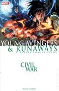 Civil War Young Avengers and Runaways TPB (2007 Marvel) 1st Edition 1-REP