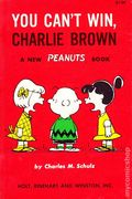 You Can't Win, Charlie Brown SC (1962 Holt) A New Peanuts Book 1-1ST