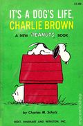 It's a Dog's Life, Charlie Brown SC (1962 Holt) A New Peanuts Book 1-1ST
