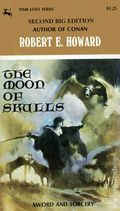 Moon of Skulls PB (1968 Time-Lost Series Novel) 1-REP