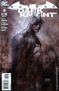 Batman The Dark Knight (2010 1st Series DC) 4B