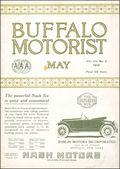 Buffalo Motorist 1905