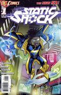 Static Shock (2011 DC) 1A
