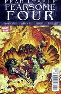 Fear Itself Fearsome Four (2011 Marvel) 4