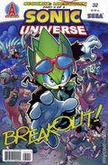 Sonic Universe (2009) 32